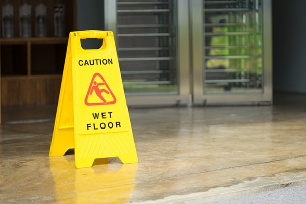 Slip and Fall Injury Attorney | Yardley, PA | The Fegley Law Firm
