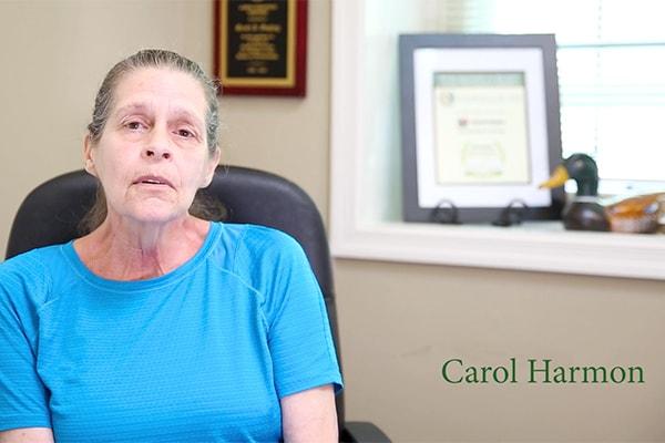 Carol Harmon - Client Testimonial | The Fegley Law Firm