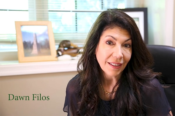 Dawn Filos - Client Testimonial | The Fegley Law Firm