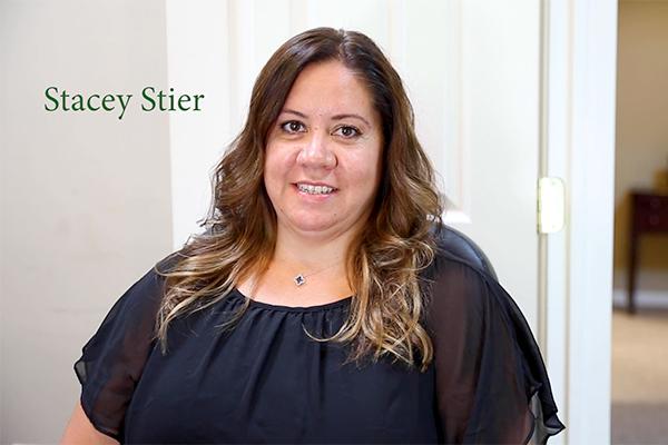 Stacey Stier Testimonial